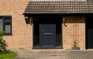 uPVC Entrance Doors Eurocell